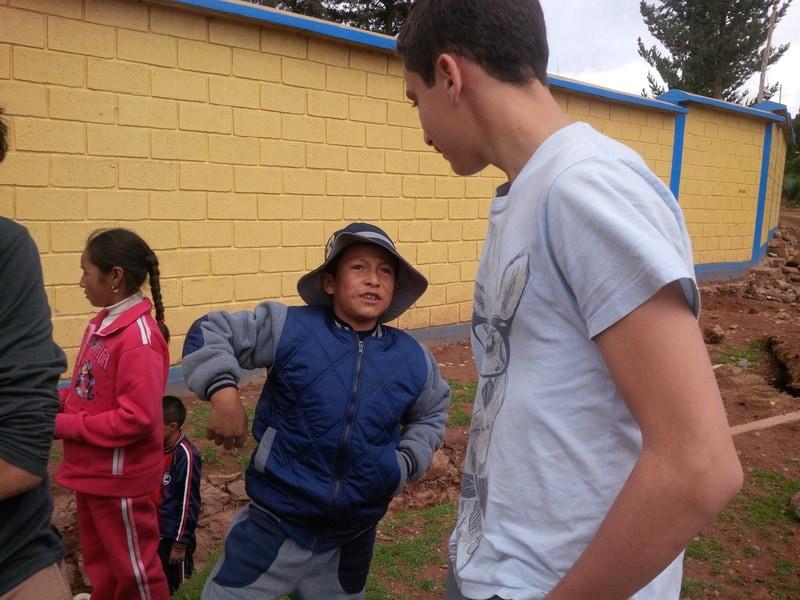 Peru School Trip