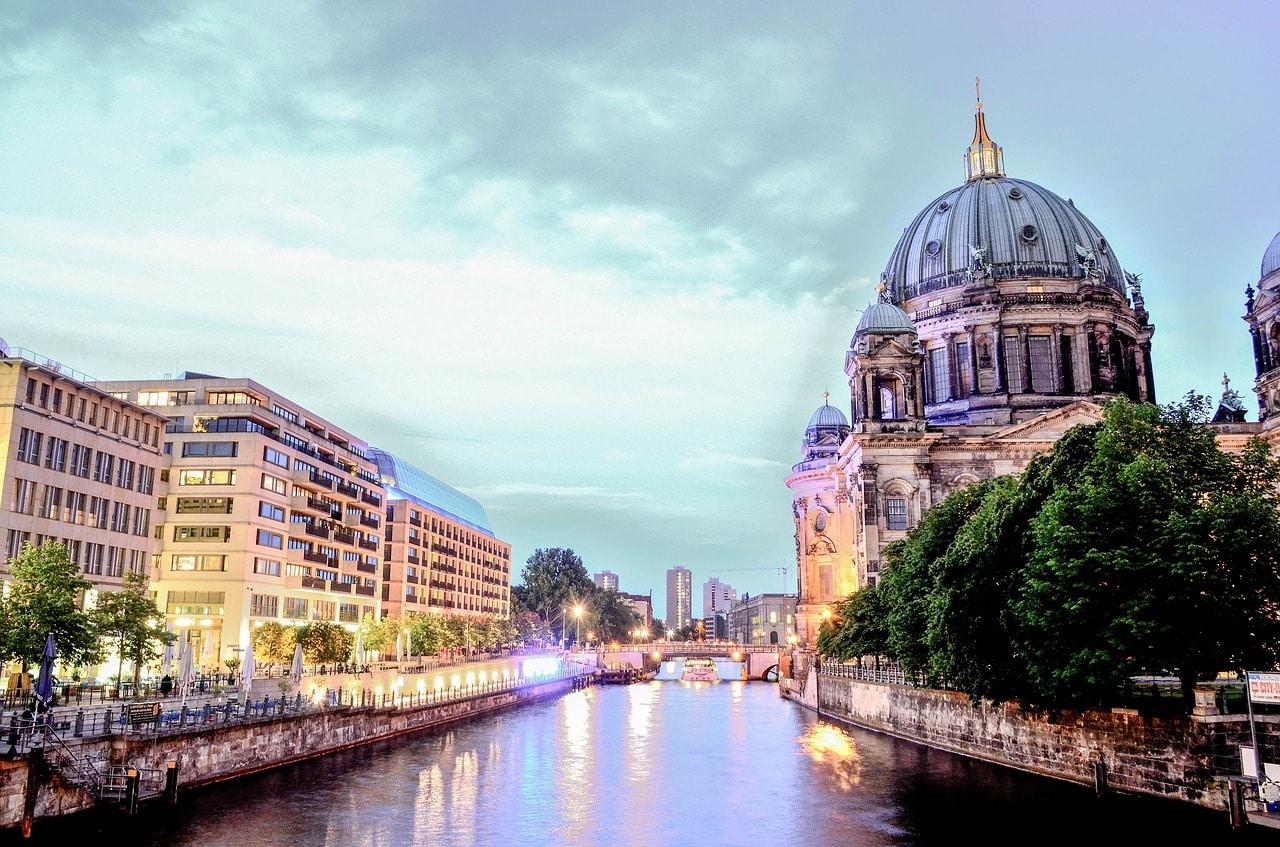 Berlin-School-Trip