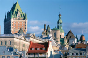 Québec City & Montreal Spring