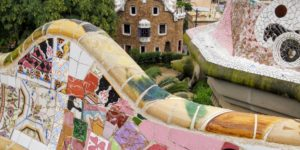 Park Güell – Blending Nature and Architecture