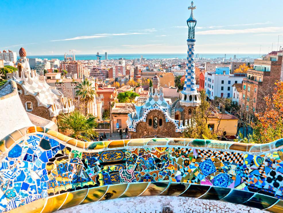 Barcelona art school trip
