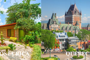 "Quebec & Costa Rica : ""Je me souviens de la Pura Vida"""