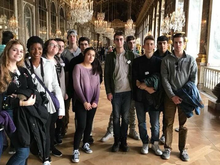Europe School Trips