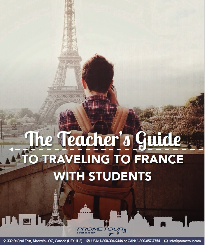 Teacher's Guide to France