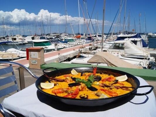 paella Costa del Sol