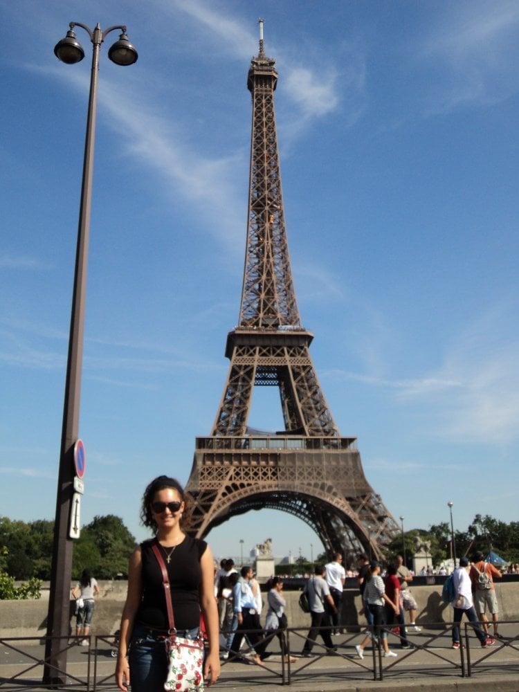 Maria in Paris