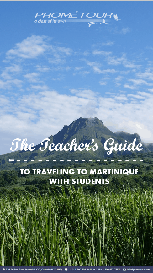 Martinique guide for teachers