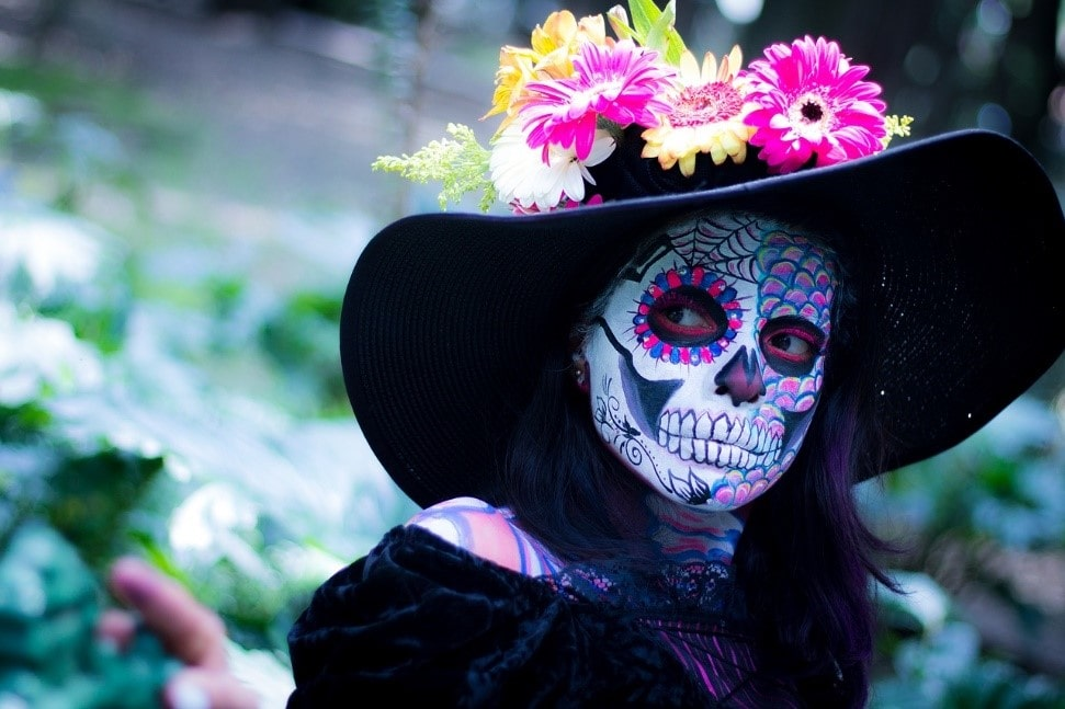 Halloween around the world, Mexico