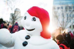 Quebec City Winter Carnival